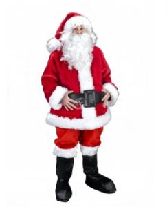 Weihnachtsmann-198j-Kostum