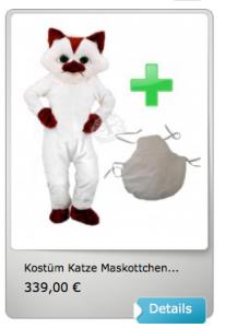 33p-Katzen-Kostüme
