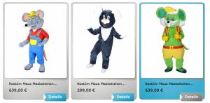 229b-Maus-Kostüm-Lauffiguren