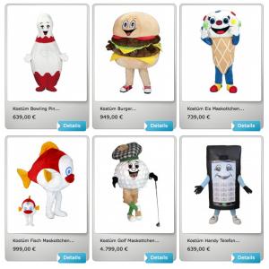 Burger-234s-Kostüme