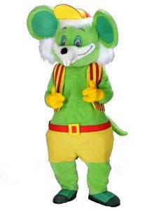 Maus-Maskottchen-Kostüm-229b