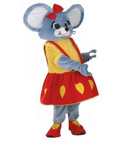Maus-Maskottchen-Kostüm-87a