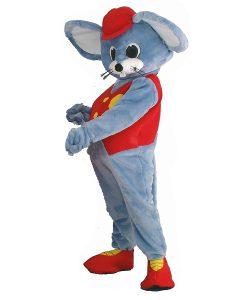 Maus-Maskottchen-Kostüm-88a