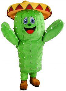 245c-Kostüm-Kaktus