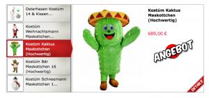 Kaktus-Kostüm-245c