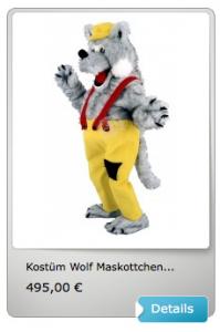 Wolf-Lauffiguren